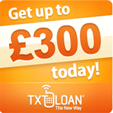 text payday loans image